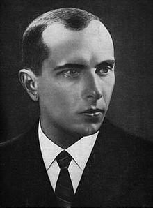 Stepan Bandera - Fascist and Nazi collaborator.