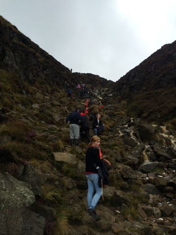 Kinder Scout Hike