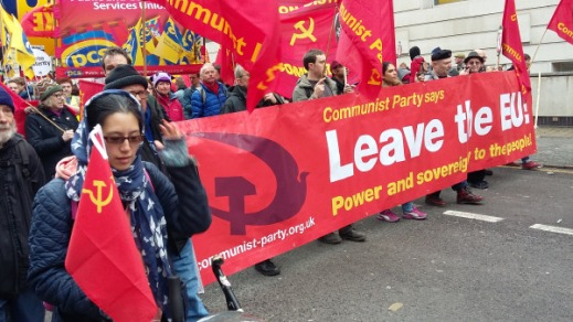 CP Leave the EU banner