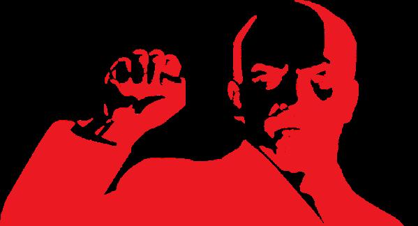 Lenin fist