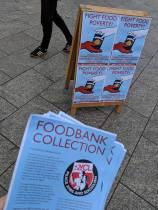 Foodbank day 1