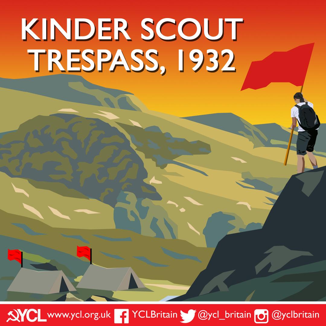 YCL Celebrating the Kinder Scout Trespass copy